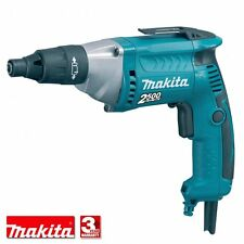 Makita FS2500 240v cloison sèche tek tournevis drylining pistolet garantie 3 an