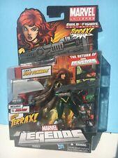 2011 Marvel Legends X-MEN'S HOPE SUMMERS Terrax BAF Series Sealed NIB