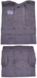 1995-1999 GMC Yukon 4 Door Complete Cutpile Replacement Carpet Kit