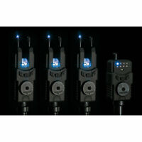 Prologic SMX Custom Black Blue WTS 3+1 Alarm Set *Limited Edition*