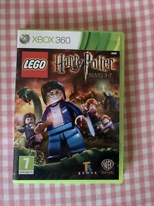 Xbox 360 LEGO Harry Potter Years 5-7 game