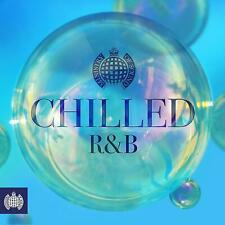 CHILLED R&B – MINISTRY OF SOUND V/A 2CDs (NEW/SEALED) Alicia Keys TLC Maxwell