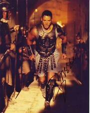 Russell Crowe Signed Gladiator Photo w/ Hologram Coa
