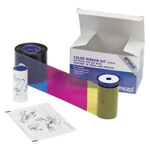 Datacard 534000-003 Color Ribbon Kit - YMCKT - Replaces 552854-504 - 500 Prints