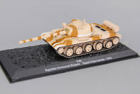 Scale model tank 1:72  Т-62 Egyptian Armoured Brigade Egypt-Libya border - 1979