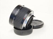 Tokina RMC Doubler for Pentax PK-A Mount Cameras. Stock No u11338