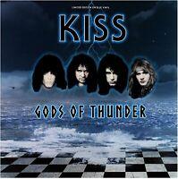 KISS - GODS OF THUNDER: LIMITED EDITION ON BLUE VINYL #