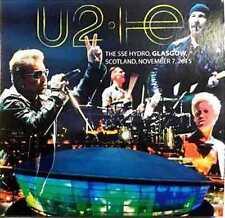 U2 The SSE Hydro 2CD Digipack Live Glasgow Scotland November 7 2015 Superb Show!