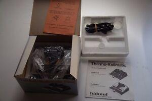S8+N8 Motorfilmpresse Hähnel Thermo Kollmatic MS Dual Rarität Neu in OVP