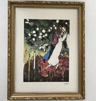 Marc Chagall Signée Et Numérotée