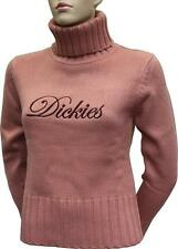 """Dickies pull à col roulé FR Queens """", rose,taille M"""