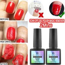 Soak Off Gel Burst Magic Remover Nail Fast Delete Primer For Nail Art Lacquer