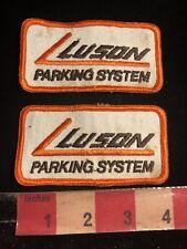 5 Lot Rare Vintage 1980/'s Owens Illinois Uniform Jacket Work Shirt Patches A