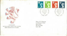 Scotland Definitive Stamps Royal Mail First Day Cover 1988 Edinburgh Pmark U2731
