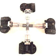 Set of 4 Genuine Nissan 40700-3AN0A TPMS Tire Air Pressure Monitoring Sensors V