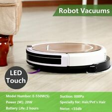 Intelligent Suction Sweep Vacuum Cleaner Self-Charge Cleaning Home Mop Remove