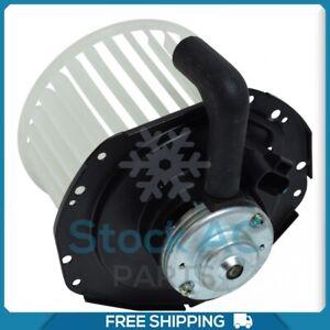 New A/C Blower Motor for Chevrolet C2500, C35, C3500, K2500 / GMC C2500..