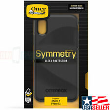 OtterBox iPhone XS/X Symmetry Series Case Black Hybrid Cover