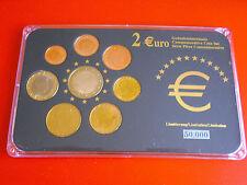 * Lussemburgo Euro KMS con 2 euro gedenkmünz e 2009 *