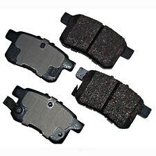 Disc Brake Pad Set-ProACT Ultra Premium Ceramic Pads Rear Akebono ACT1336