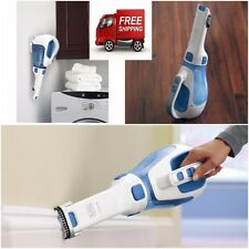 Cordless Car Lithium Hand Vacuum Cleaner Portable Handheld NEW Extended Run Time