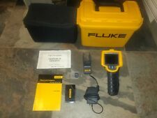 Very Nice Fluke Ti9 9hz Infrared Thermal Imaging Camera Imager Case Accessories