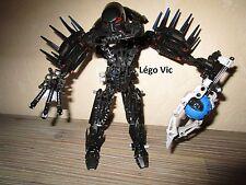 Lego 7145 Hero Factory Villians Von Nebula complet à 100 % de 2010