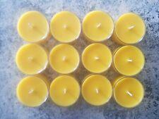 Citronella Soy Wax Tealights