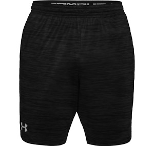 New With Tags Mens Under Armour Gym UA Muscle Athletic Logo Shorts