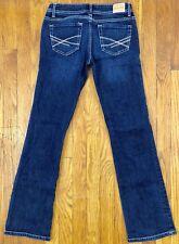 Aeropostale Chelsea Bootcut Women's Jeans Size 3/4 Regular Normal Actual W27 L30