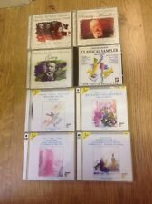 Job lot of 8 Classical music CDs all shown