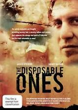 DOCUMENTARY COLOMBIA CHRISTIAN RELATED - THE DISPOSABLE ONES - DVD JASON STEVENS