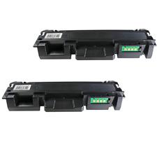 2x MLT-D118L MLTD118L Black Toner Compatible for Samsung Xpress M3015DW M3065FW