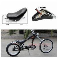 Bicycle Seat for Custom Chopper Lowrider Beach Cruiser Stingray Type Push Bike