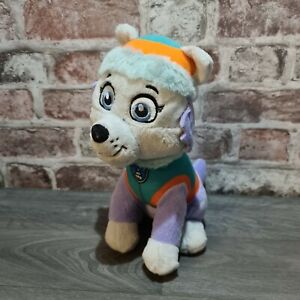 Everest Paw Patrol Toy Plush Soft Toy - Nickelodeon