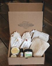 Great Gift Box, natural handmade soap, salve, lotion and more