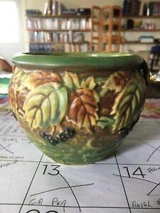 Roseville Blackberry Vase Very Nice