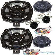 Audio System X200 BMW PLUS EVO 3-Wege-System 760 Watt Lautsprecher E-F-Modelle