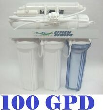 100 GPD Drinking RO Reverse Osmosis System ROH-5-100