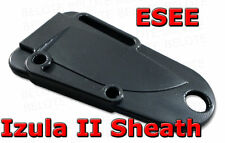 ESEE Izula & Izula II Black Molded Replacement Sheath  IZULA-SHEATH **NEW** L@@K