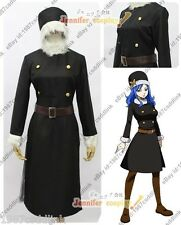 Fairy Tail Juvia Loxar cosplay costume new version