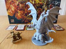 Zombicide: Green Horde: Kickstarter Exclusive Feral Dragon + Ballista + Cards