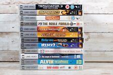 PSP UMD BUNDLE OF MOVIES 12 Films & Tv Terminator Speed Transporter Family Guy