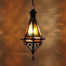 Orientalische Laterne Marokko Lampe Hängeleuchte Hängelampe SAMAKA A/W H55cm