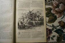 1880 neue Welt 8 Beuron Vautier Maler  Klosterruine Disibodenberg Odernheim