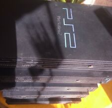 1X Official Sony PlayStation 2 PS2 Black Phat Console (No Leads)