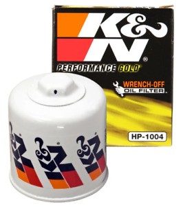 K&N HIGH FLOW OIL FILTER FOR MITSUBISHI PAJERO NP NS NT NW 6G74 6G75 3.5 3.8L V6