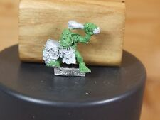 CLASSIC METAL FOREST GOBLIN DRUMMER MUSICIAN PART PAINTED (1639)