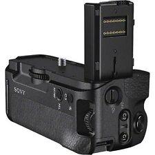 Empuñaduras de batería para cámaras de vídeo y fotográficas Sony sin batería incluida