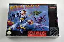 Mega Man X Super Nintendo SNES Brand New & Factory Sealed!